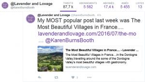 Karen most popular post
