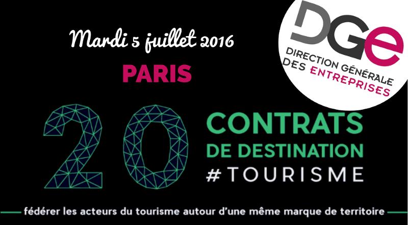 Les contrats de destination réunis à Paris !