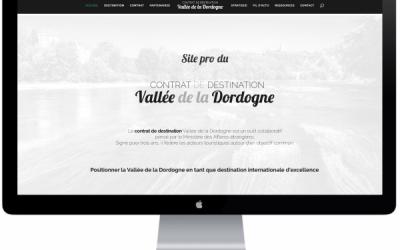 Un site pro pour le contrat de destination