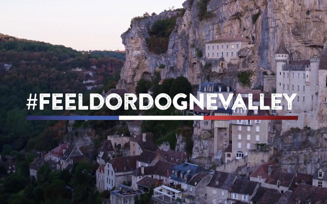 Une campagne de promotion auprès du public britannique exclusive à la Vallée de la Dordogne